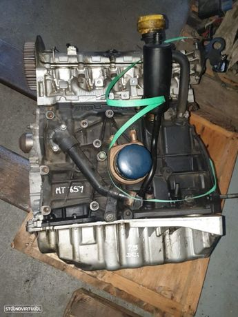 Motor F9Q800 1.9 DCI 120 cv Renault Megane II Scenic II 2 2002 2003 2004 2005 2006 diesel gasoleo D