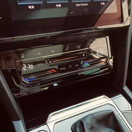 Сенсорный блок управления климатом VW passat b8 Tiguan Golf Jetta MQB