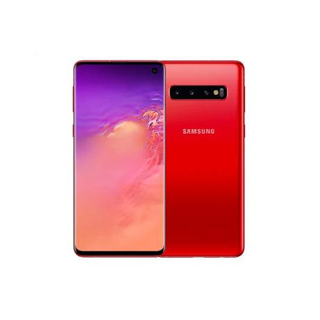 Samsung Galaxy S10 Dual Sim Cardinal Red / Czerwony - Gsmbaranowo.p