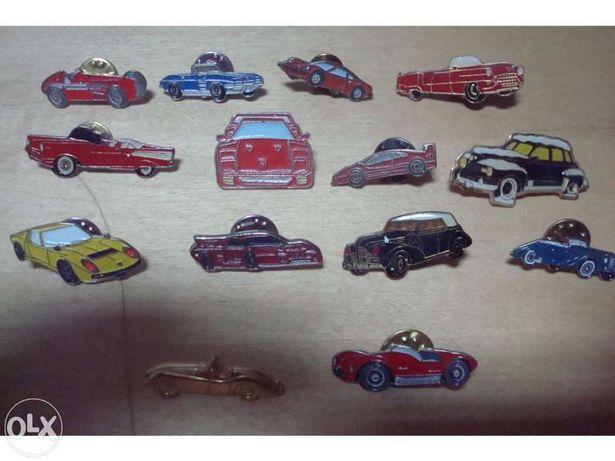 14 Pins carros