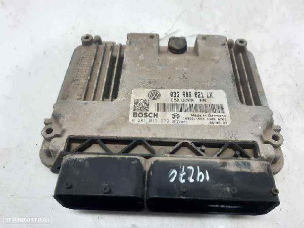 03G906021LK Centralina do motor SEAT LEON (1P1) 1.9 TDI BXE