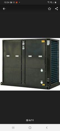 Pompa ciepła powietrze-woda firmy elstar 45 kW nowa