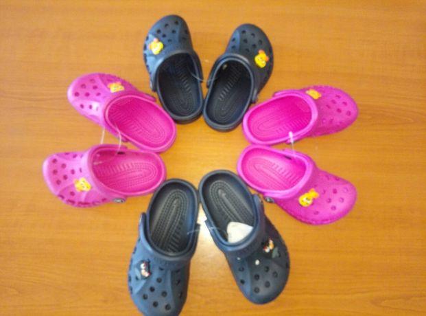 Кроксы, сабо Vitaliya для мальчиков и девочек, размер 24, 25, 26, 27