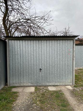 Garaż blaszany używany/Rezerwacja