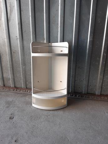 Półka narożna (plastikowa)
