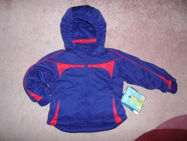 Новая теплейшая зимняя термокуртка Snow Dragons Columbia на 2-3года