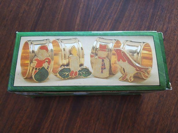 Argolas para colocar guardanapos - NATAL - NOVO decoração