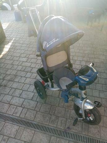 Детский 3 колёсный велосипед