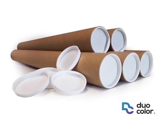 Tuba tuleja papierowa do pakowania Drukarnia DuoColor