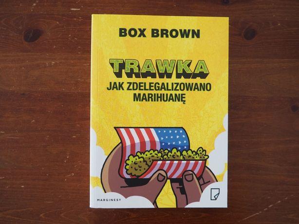 Trawka: Jak zdelegalizowano marihuanę