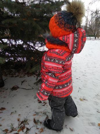 Зимняя куртка Topolino
