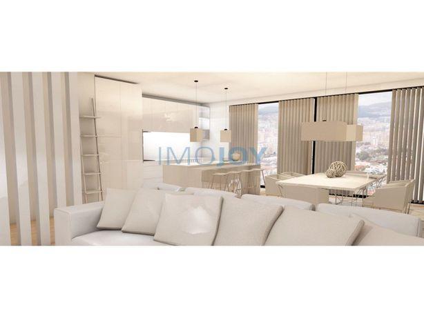 Apartamento T3 Novo em Braga, Fraião