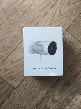 Yi IoT Kamera zewnętrzna IP FullHD WiFi karta sd