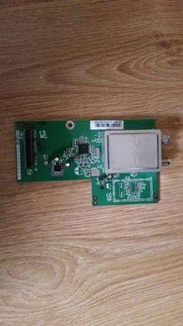 Głowica kablowa dvb-c dekoder nbox E2