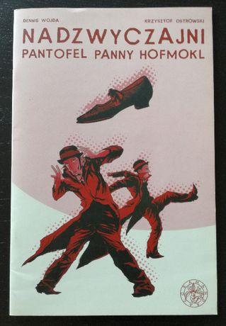 Nadzwyczajni Pantofel Panny Hofmokl komiks wydawnictwo Mandragora