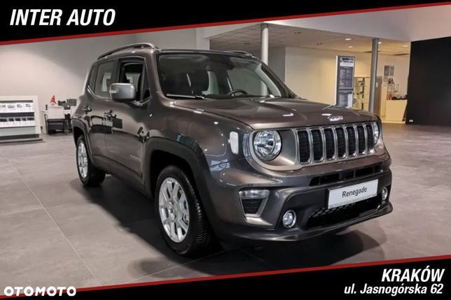 Jeep Renegade Jeep Renegade Limited 1.3 Turbo 150km Ddct