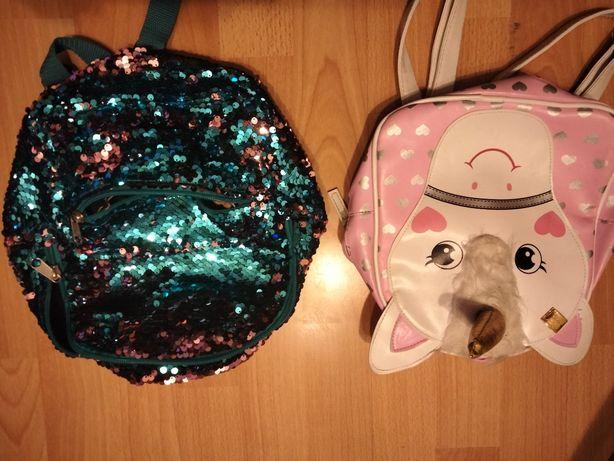 Dwa plecaki za 25zl