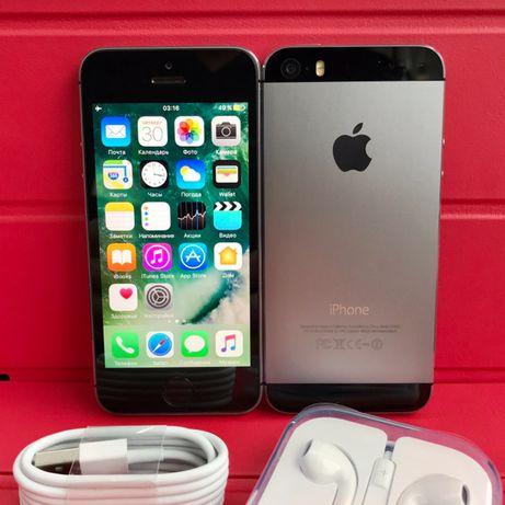 iPhone 5S 16Gb Space Gray Neverlock | ПОДАРОК! | Отправка Новой почтой