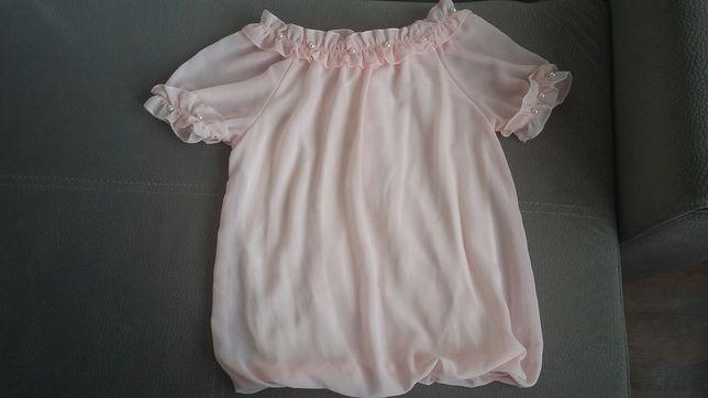 Elegancka bluzeczka dla dziewczynki