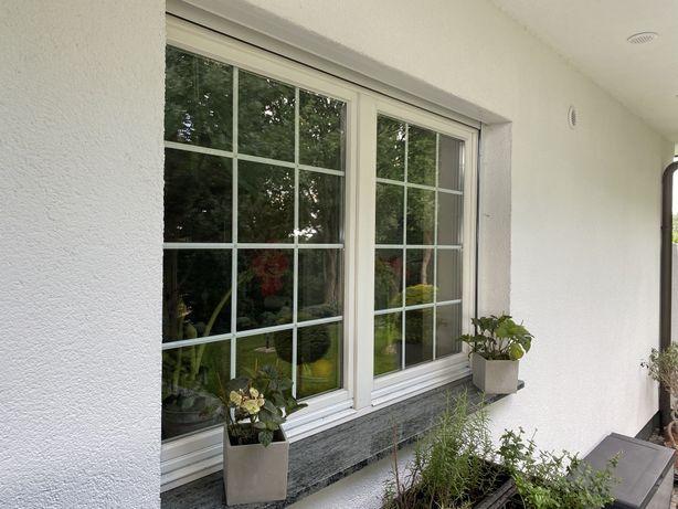 Okno drewniane 205cm×140 cm