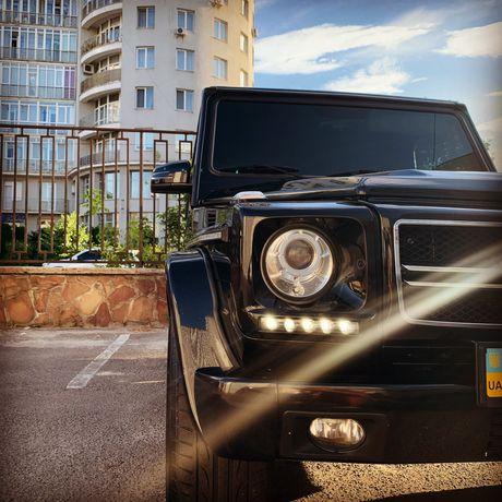 Mercedes benz G Wagen 500