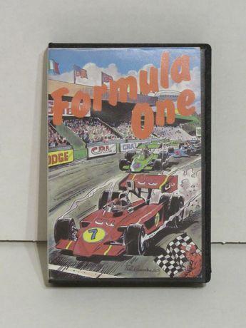 Jogo original Formula One para Sinclair Zx Spectrum