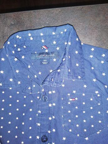Sprzedam koszule niemowlęca Tommy Hilfiger 18 m