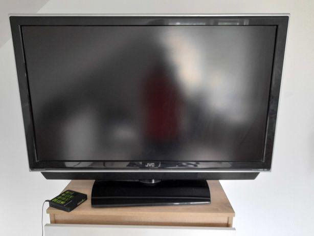 Telewizor jvc sprawny - internet