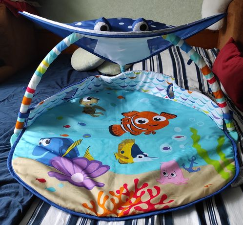 Развивающий коврик Bright Stars Nemo