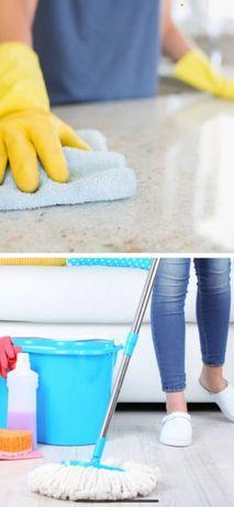 Помощь по дому, уборка, уход за детьми