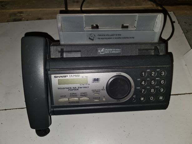 Telefaks Sharp UX-P 400