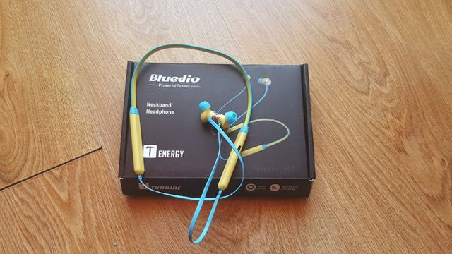 Słuchawki bezprzewodowe Bluetooth Bluedio T Energy