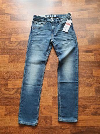 Spodnie chłopięce hm jeansy skinny fit 146 cm nowe