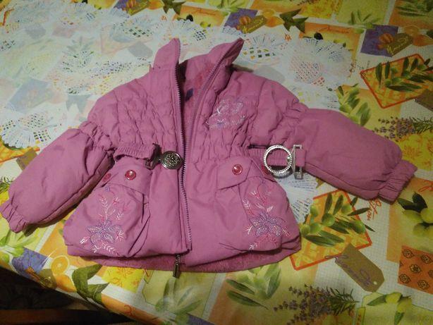Sprzedam kurtkę zimową r.86