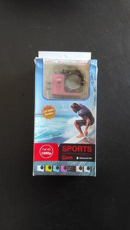 Câmara de Acção Sports Cam (A estrear) - Full HD 2.0 screen