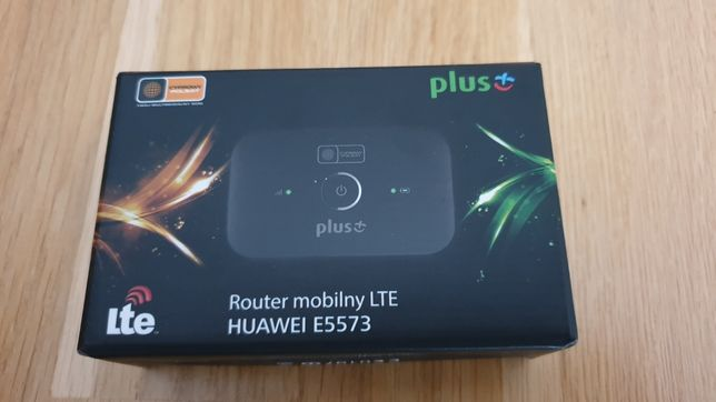 Router LTE huawei E5573