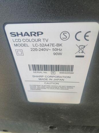 Телевизор SHARP на запчасти