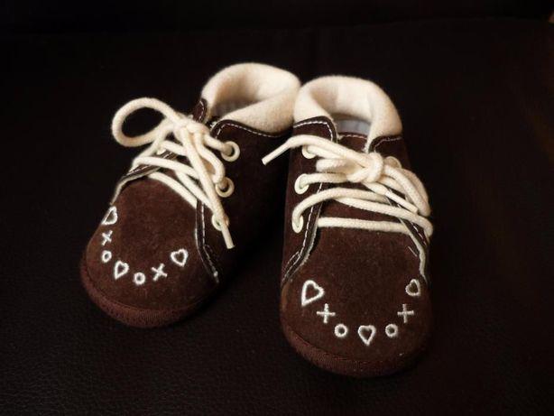 NOWE buciki niemowlęce 3-6 M