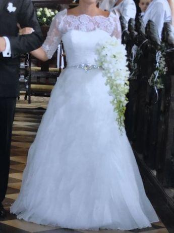 Piękna Wyjątkowa Suknia Ślubna Elizabeth Passion