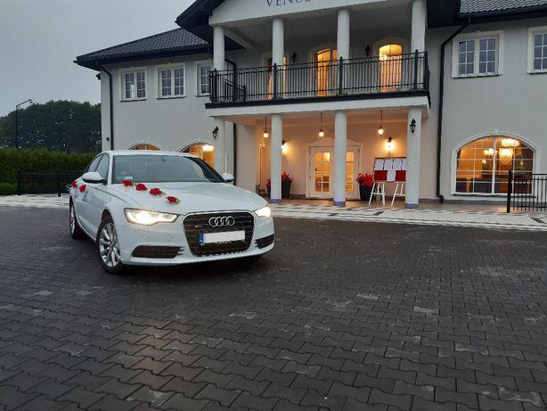 499 ZŁ PROMOCJA Auto do ślubu Samochód do ślubu Audi całe mazowieckie