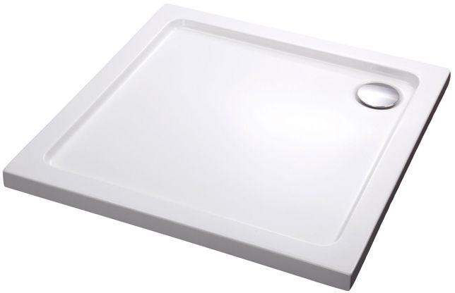 Brodzik prysznicowy kwadratowy niskoprogowy slim 100x100x5.5 cm