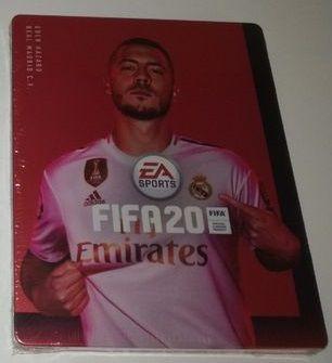 FIFA 20 - Unikat SteelBook Kolekcjonerski - PS4 Xbox 1 - NOWY Folia