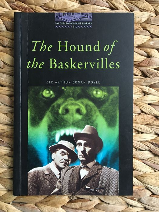 The Hound of the Baskervilles Arthur Conan Doyle Toruń - image 1