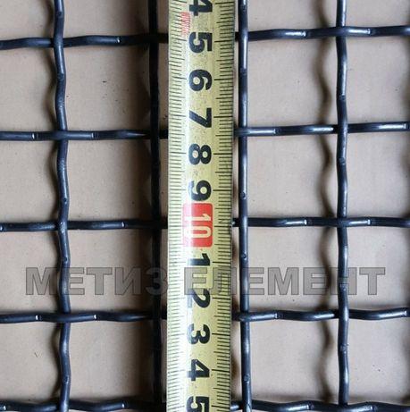 Сетка канилированная / канілірована сітка - Ø 1,3-5 мм