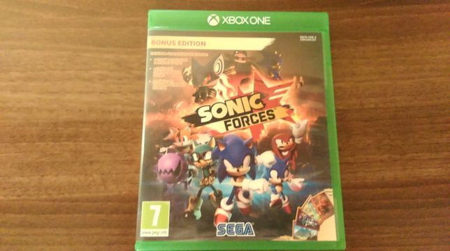 Gra Sonic Forces