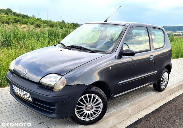Fiat Seicento 1.1i Nowe Oc 2 Kpl. Kół Radio Rds/Mp3