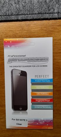 Плівка (скло?) на Samsung Galaxy Note 3