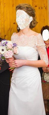 Suknia ślubna Jordan EMMI MARIAGE r. 36/38 Trójmiasto