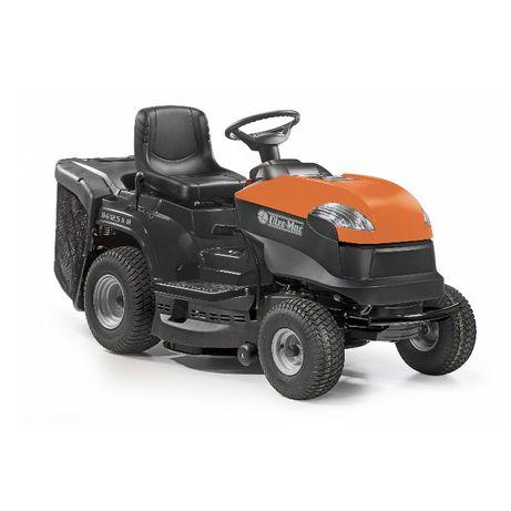 traktorek koszący kosiarka samojezdna Oleo-Mac z koszem OM 84/12,5 KM