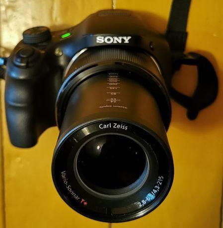 Aparat fotograficzny Sony HX300 (uszkodzony - błąd E:62:10)